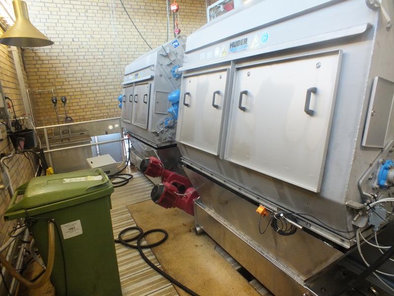 Spolvattenmaskiner